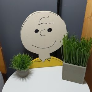 Other - Charlie Brown Wood Cutout